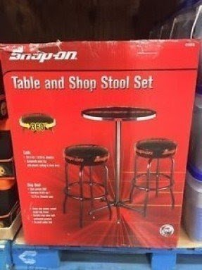 Snap On Stool Foter