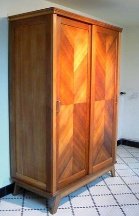 Corner Bedroom Armoire Wardrobe