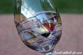 Hand N Gl Wine Gles 5