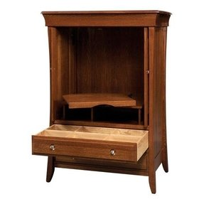 Fabulous Entertainment Armoire With Doors Ideas On Foter Download Free Architecture Designs Photstoregrimeyleaguecom