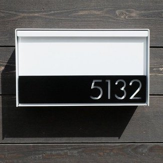 Modern Wall Mount Mailbox - Ideas on Foter