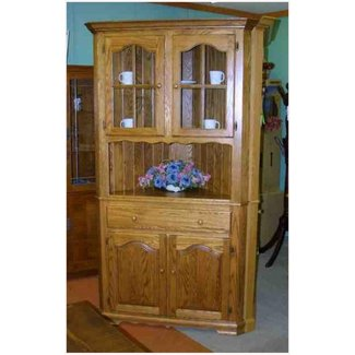 Oak china cabinet corner oak china cabinet maple and oak