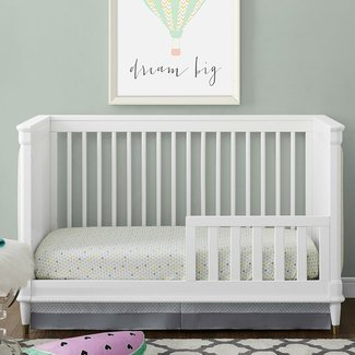 Bohdalov Toddler Bed Rail