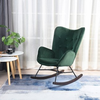 Channel Rocking Chair