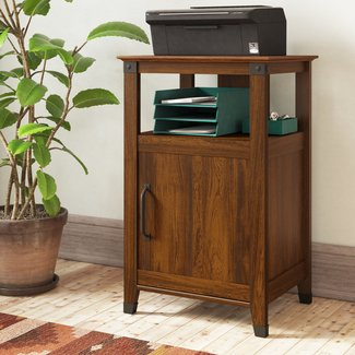 Chappel Printer Stand With Storage