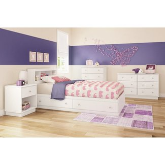 Cremont Twin Platform Configurable Bedroom Set