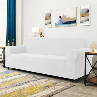 Dlerfeut Box Cushion Sofa Slipcover