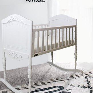 Eberle Rocking Cradle with Mattress