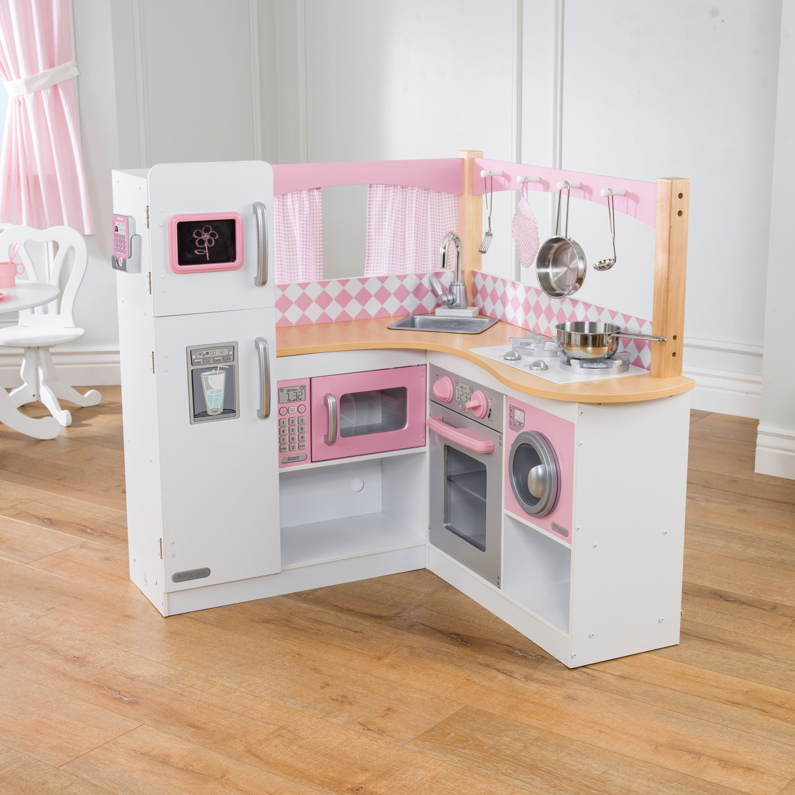 10 Best Play Kitchen Sets Accessories For 2021 Ideas On Foter