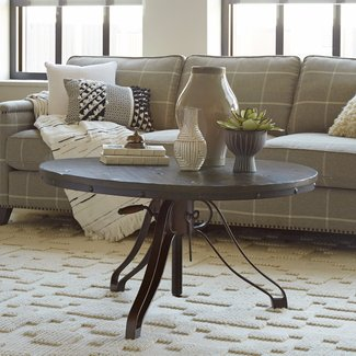 Amazing Wood Top Coffee Table Metal Legs Ideas On Foter Lamtechconsult Wood Chair Design Ideas Lamtechconsultcom