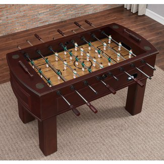 Loftin 62'' Wood Foosball Table