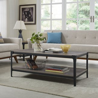 Remarkable Wood Top Coffee Table Metal Legs Ideas On Foter Lamtechconsult Wood Chair Design Ideas Lamtechconsultcom