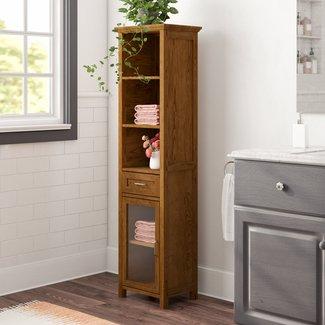 Tall Narrow Linen Cabinet Foter
