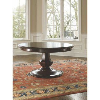 Manufactured Wood Traditional Style Dining Table
