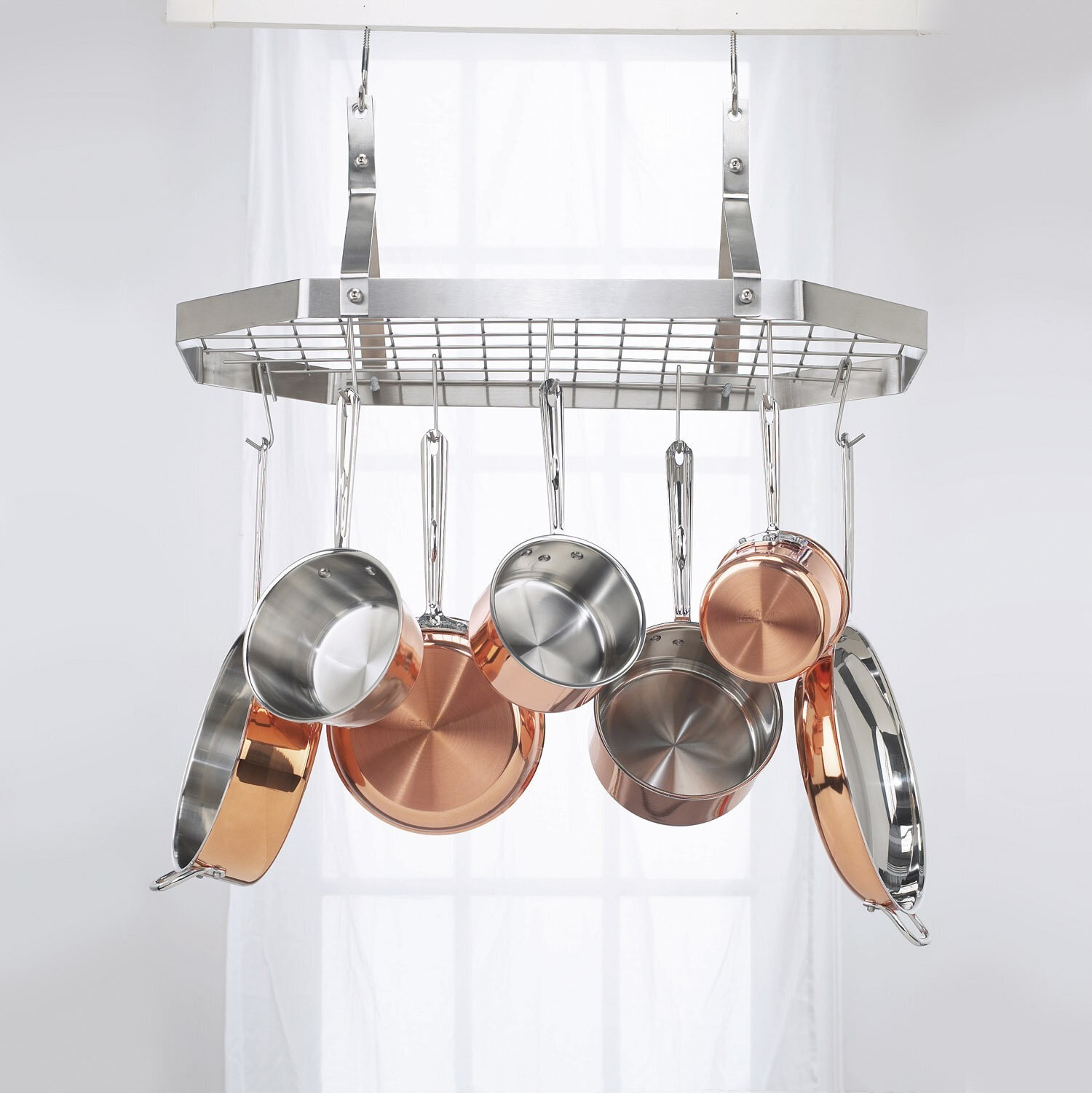 How To Choose A Pot Rack