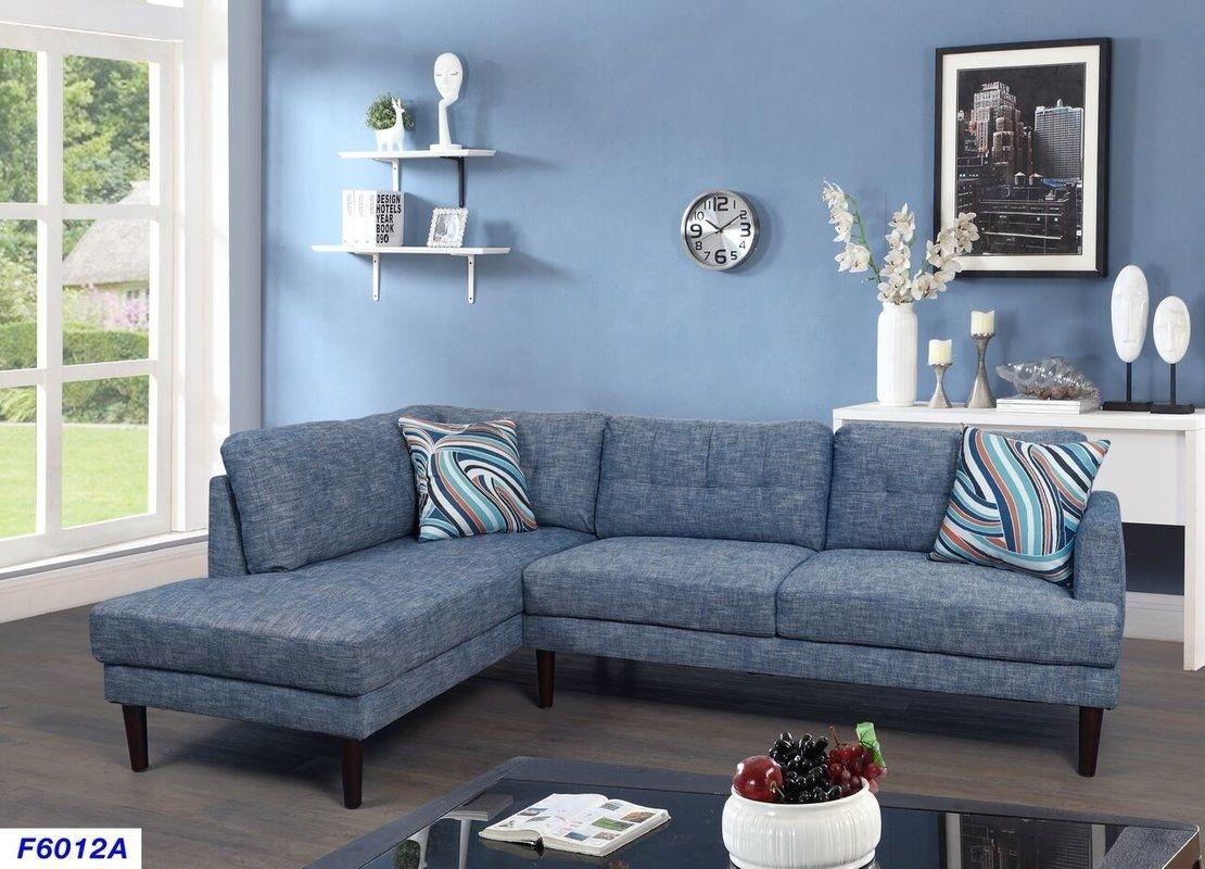 Denim Living Room Furniture Ideas On Foter
