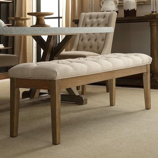 Neumann Upholstered Bench