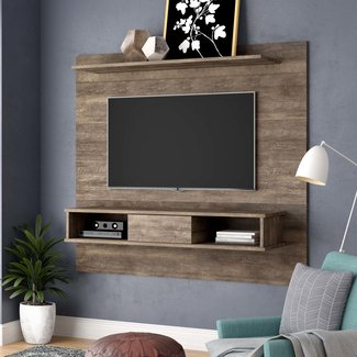 Norloti Floating Entertainment Center for TVs up to 70 inches