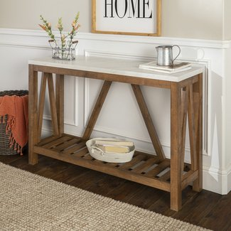 Offerman Console Table