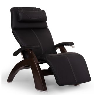 Old Fashioned Manual Glider Recliner Chair