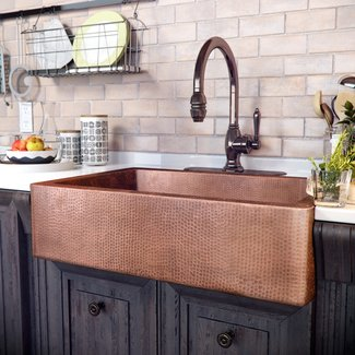 Drop In Farmhouse Kitchen Sink Ideas On Foter