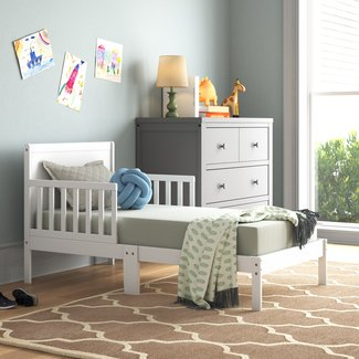 Robidoux Toddler Bed