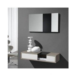 Sizable Wall-Mounted Floating Shelf