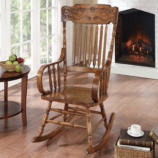 Phenomenal Antique Rocking Chairs Ideas On Foter Creativecarmelina Interior Chair Design Creativecarmelinacom