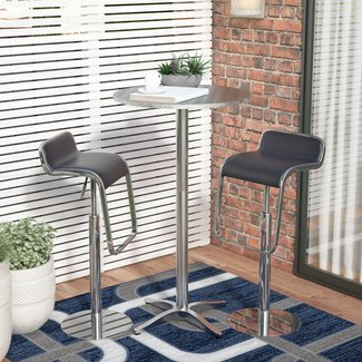 Stainless Steel Folding Aluminum Bar Table
