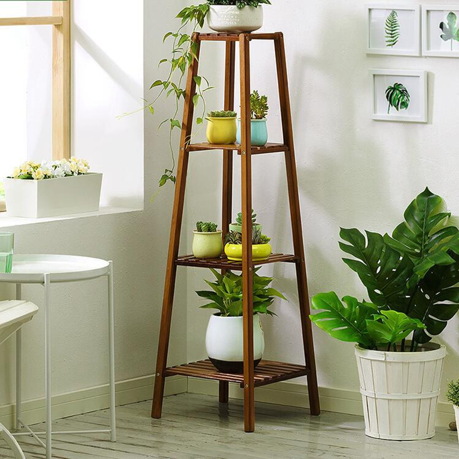 10 Best Plant Stands Tables For 2021 Ideas On Foter