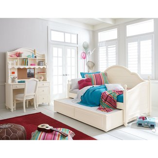 Twin Sized Daybed With Additional Storage