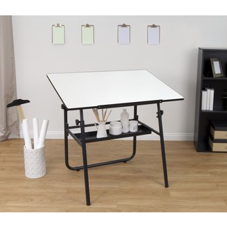 Ultima Height Adjustable Drafting Table