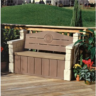 Outdoor Waterproof Storage Bench Ideas On Foter