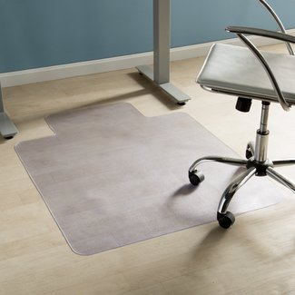 Wayfair Basics Hard Floor Straight Edge Chair Mat