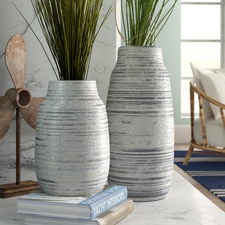 Wesham 2 Piece Table Vase Set