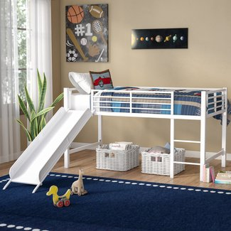 Whitbeck Twin Bed