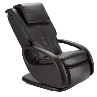 Whole Body Swivel Base Massage Leather Recliner