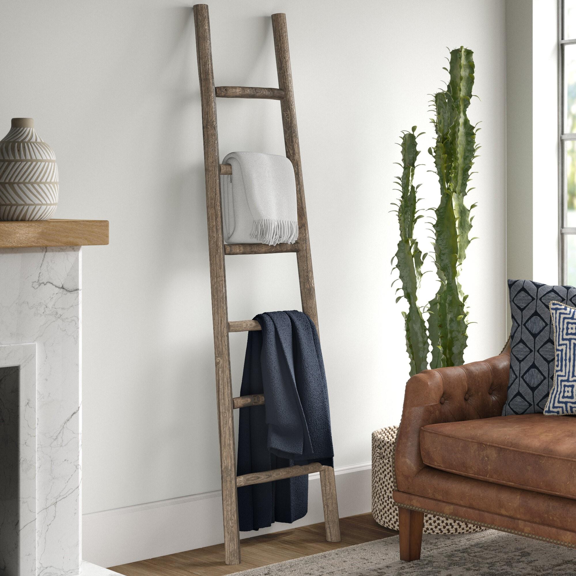 20 Best Blanket Ladders & Racks   Ideas on Foter