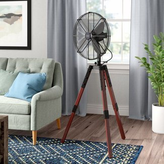 "16"" Oscillating Floor Fan"