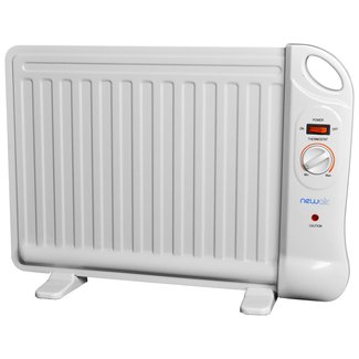 400 Watts Oil-Filled Radiator Panel Heater