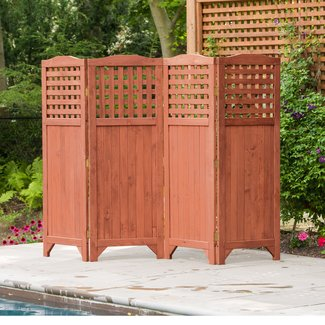 5 ft. H x 8 ft. W Privacy Screen