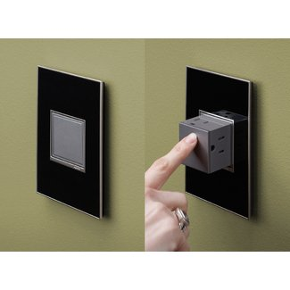 Adorne® Wall Mounted Outlets