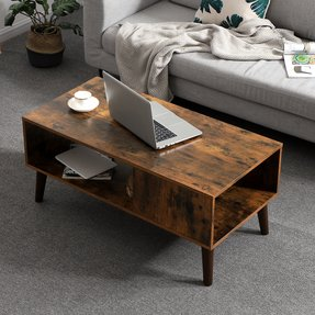 Alarcon Coffee Table with Storage