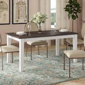 Altamirano Solid Wood Dining Table