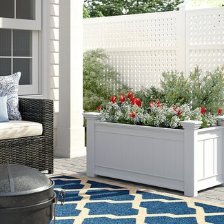Ansonia Plastic Planter Box