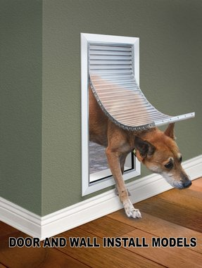 Armor Flex Airtight Extreme Weather Pet Door