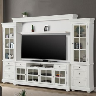 Azriel Entertainment Center for TVs up to 85""