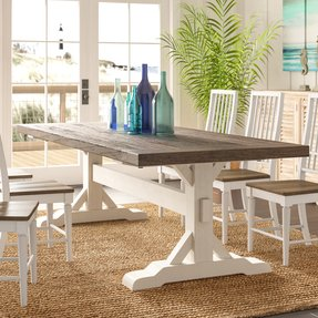Bulah Solid Wood Dining Table
