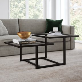Chattahoochee Two-Tier Coffee Table