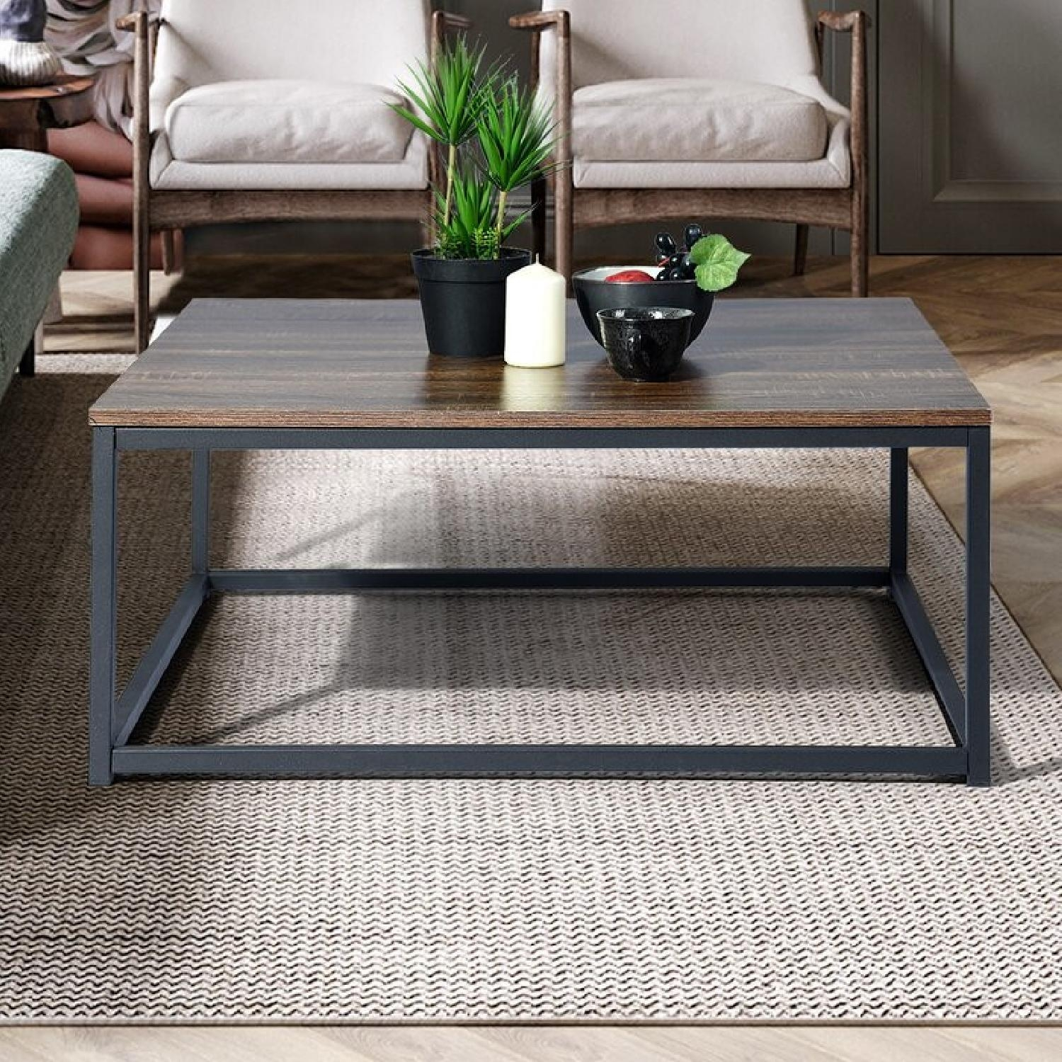 Enzo Frame Coffee Table
